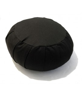 meditation cushion stuffed with buckwheat 34x17cm
