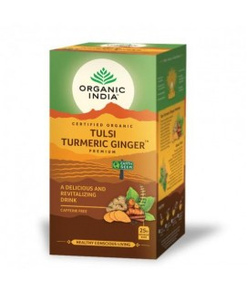 Turmeric Ginger- Organic India