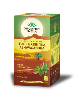 Tulsi Green Tea Ashwagandha