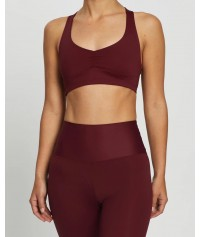 X-Back ECO Bra Wine by Liquido