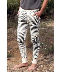 Jogger pants Optical by Spritz