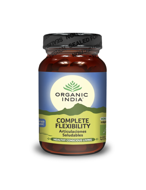 Complete Flexibility - Organic India